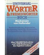Universal Wörter & Fremdwörter Buch