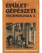 Épületgépészeti technológia I.