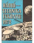 Rádiótechnika évkönyve 1972