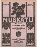 Muskátli 1933. március 6. szám