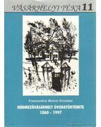 Hódmezővásárhely óvodatörténete 1860-1997