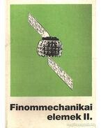 Finommechanikai elemek II.