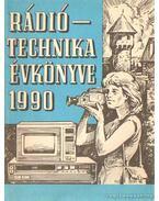 Rádiótechnika évkönyve 1990
