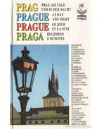 Prag am Tage und in der Nacht - Prague at Day and Night - Prague le jour et la nuit - Praga di giorno e di notte