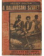 A balavásári szüret