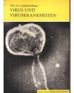 Virus und Viruskrankheiten (A vírus és vírusbetegségek)