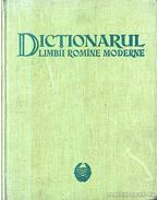A modern román nyelv szótára (Dictionarul limbii romine moderne)
