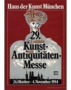 29 Deutsche Kunst- und Antiquitäten-Messe München 1984