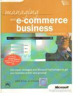 Managing your e-commerce business - Kienan, Brenda