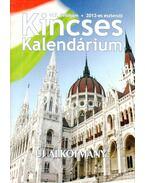 Kincses Kalendárium a 2012-es esztendőre