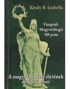 Visegrád-Mogyoróhegyi 108 pont - Király B. Izabella