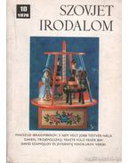 Szovjet irodalom 1976/10 - Király István