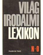 Világirodalmi lexikon 9. kötet (N-O) - Király István