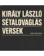 Sétalovaglás - Király László