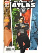 Agents of Atlas No. 1 - Kirk, Leonard, Jeff Parker