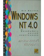 Windows NT 4.0 - Kezdőkönyv haladó szoftverhez - Kis Balázs