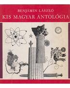 kis magyar antológia (dedikált)