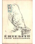 Kisgrafika értesítő 1962 december