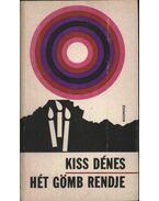 Hét gömb rendje - Kiss Dénes