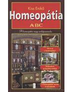 Homeopátia ABC - Kiss Enikő