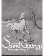 Szent-György Képes Sportlap 1938. XIV. évfolyam - Kiss Ferenc