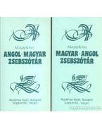 Angol-magyar, magyar-angol zsebszótár I-II. - Kiss László, Magay Tamás