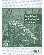 Szántóföldi technológiai kézikönyv