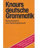 Knaurs Deutsche Grammatik