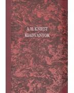 A. H. Kniest kiadványok (aláírt)