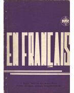 En francais I. - Kóczián Rozália