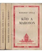 Köd a Maroson I-II. kötet