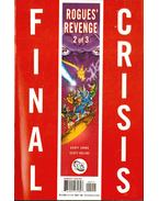 Final Crisis: Rogues' Revenge 2. - Kolins, Scott, Geoff Johns