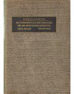 Die Experimentelle Bakterologie und die Infektionskranheiten mit besonderer Berücksichtinung der Immunitätslehre - Kolle, Dr. W., Hetsch, Dr. H.