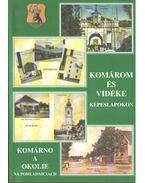 Komárom és vidéke képeslapokon - Szénássy Árpád