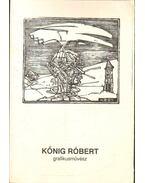 Kőnig Róbert grafikusművész