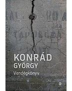 Vendégkönyv - Konrád György