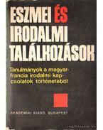 Eszmei és irodalmi találkozások - Köpeczi Béla, Sőtér István