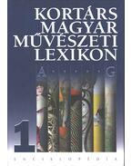 Kortárs magyar művészeti lexikon 1.