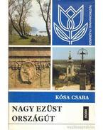 Nagy ezüst országút - Kósa Csaba