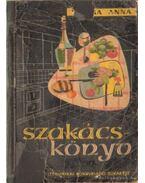 Szakácskönyv - Komsa Anna