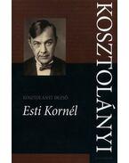Esti Kornél - Kosztolányi Dezső