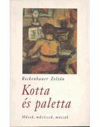 Kotta és paletta (Dedikált)