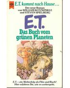 E, T, - Das Buch vom grünen Planeten - Kotzwinkle, William