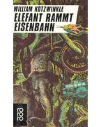 Elefant rammt Eisenbahn - Kotzwinkle, William