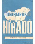 Honismereti Híradó Múzeum és honismeret 1974. - Kovács István