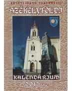 Székelyföldi Kalendárium - Kovács Jenő (szerk.)