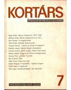 Kortárs 7. 1979. július - Kovács Sándor Iván
