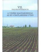 A vidéki Magyarország az EU-csatlakozás után - Kovács Teréz