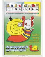 Biga-csiga IV. évfolyam 1999/December - Kovács Zoltánné
