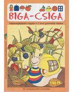 Biga-csiga VII. évfolyam 2001/November - Kovács Zoltánné